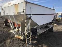 Dry Fertilizer-Transport Auger Trailer For Sale Willmar 1600