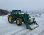 Tractor - Utility For Sale: 2008 John Deere 6430 Premium, 95 HP