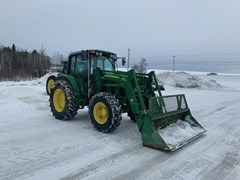 Tractor - Utility For Sale:  2008 John Deere 6430 Premium , 95 HP