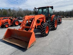 Tractor For Sale 2009 Kubota M135GXDTC , 135 HP