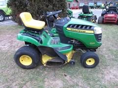 Lawn Mower For Sale 2013 John Deere D105 , 18 HP
