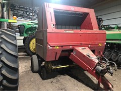 Baler-Round For Sale 1994 New Holland 664