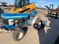 Tractor - Compact Utility For Sale 1984 Ford 1110 , 16 HP