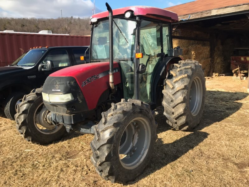 2004 Case IH JX1075C Tractor For Sale