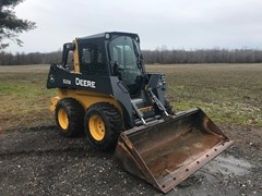 Skid Steer For Sale 2016 John Deere 320E