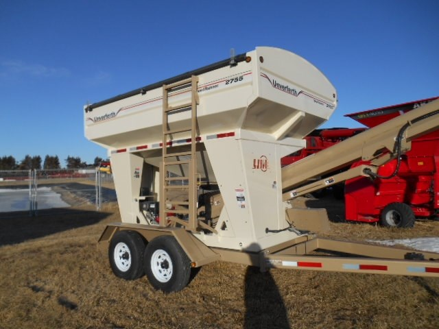 2017 Unverferth 2755 Seed Tender For Sale
