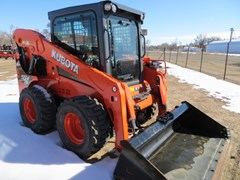 Skid Steer For Sale 2019 Kubota SSV75HFCR , 74 HP