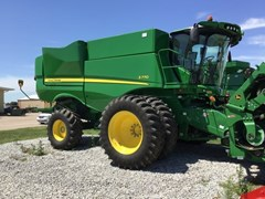 Combine For Sale 2018 John Deere S770