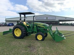 Tractor - Utility For Sale 2016 John Deere 5055E