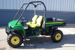 Utility Vehicle For Sale 2007 John Deere XUV 620I GREEN