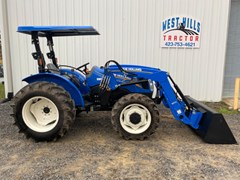 Tractor For Sale 2019 New Holland Workmaster 70 , 70 HP