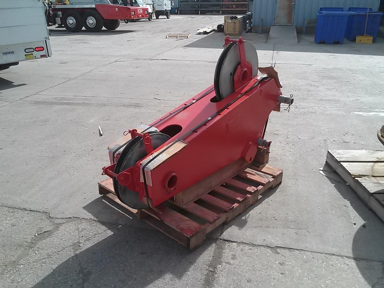 2015 Link Belt TIPEXT-5 Crane Attachment For Sale