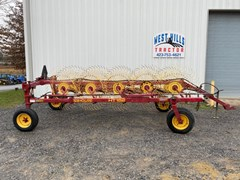 Hay Rake-Unitized V Wheel For Sale 2003 New Holland HT152