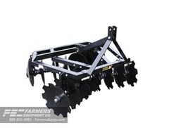 Disk Harrow For Sale 2019 Braber DH1216N