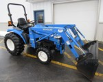 Tractor For Sale: 2003 New Holland TC33D, 33 HP