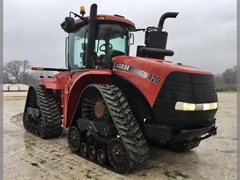 Tractor For Sale 2000 Case IH STEIGER 420 ROWTRAC , 420 HP