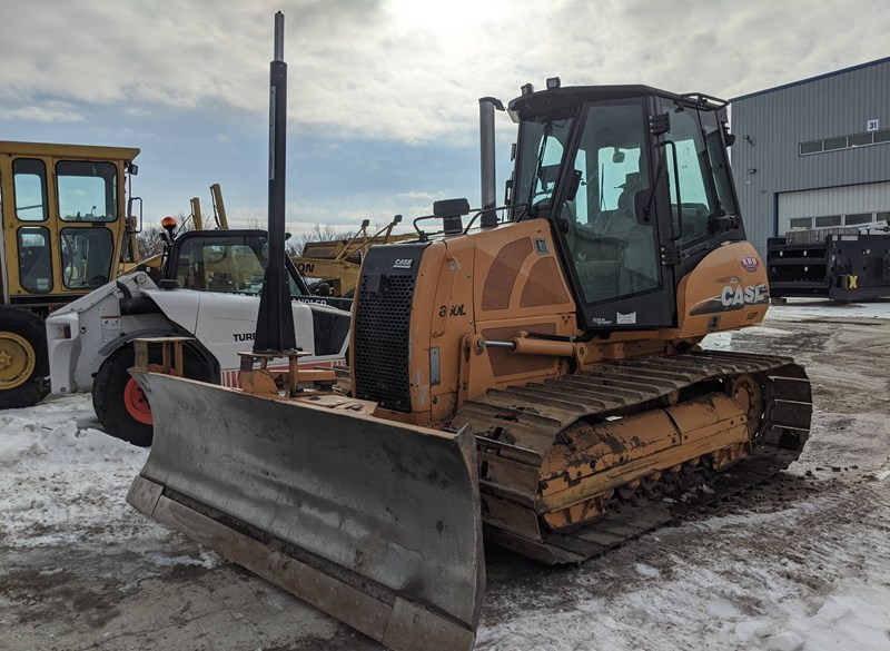 2008 Case 850L Crawler Tractor For Sale