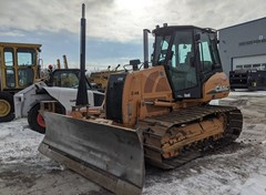 Crawler Tractor For Sale 2008 Case 850L