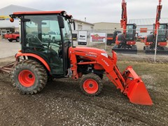 Tractor For Sale 2017 Kubota B2650HSDC , 26 HP