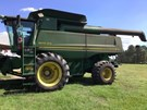 Combine For Sale:  2008 John Deere 9870 STS