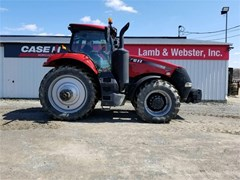 Tractor For Sale 2016 Case IH MAGNUM 310 CVT , 310 HP
