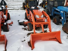 Tractor For Sale 1998 Kubota BX2670 , 26 HP