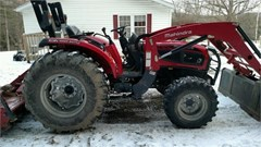 Tractor For Sale 2015 Mahindra 3540 PST , 40 HP