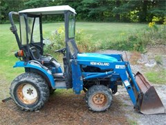 Tractor For Sale 2000 New Holland TC18 , 18 HP