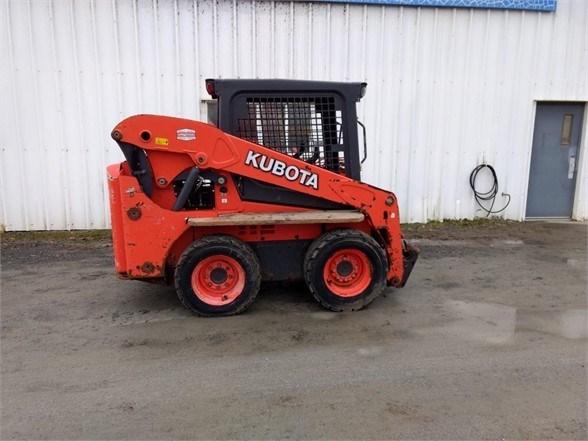 2016 Kubota SSV65 Skid Steer For Sale