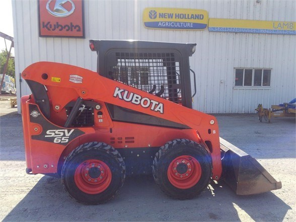 Kubota SSV65 Skid Steer For Sale