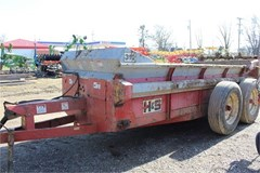 Manure Spreader-Dry For Sale H & S 310