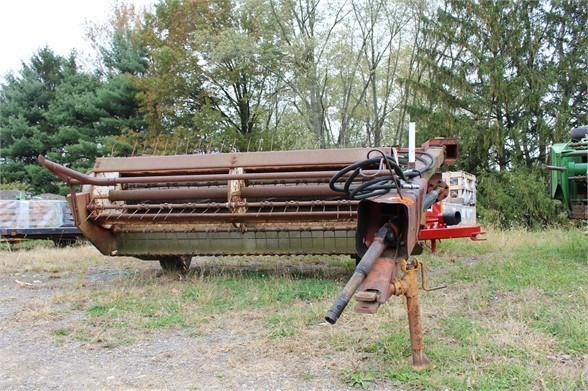 International 1190 Windrower-Pull Type For Sale