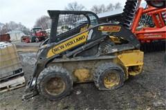 Skid Steer For Sale 2014 New Holland L225