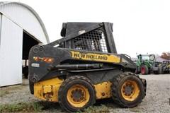 Skid Steer For Sale 2006 New Holland L170