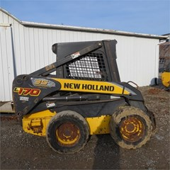 Skid Steer For Sale 2007 New Holland L170