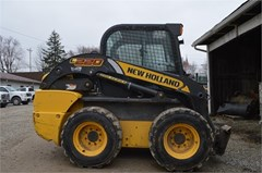 Skid Steer For Sale 2015 New Holland L220