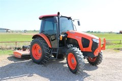 Tractor For Sale 2016 Kubota M5-091HDC , 75 HP