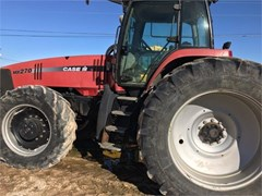Tractor For Sale 2000 Case IH MX270 , 270 HP