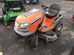 Riding Mower For Sale 2009 Husqvarna YTH2348 , 23 HP