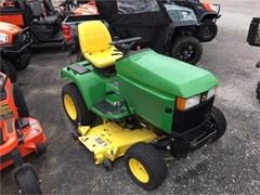 Riding Mower For Sale 1998 John Deere 425 , 20 HP