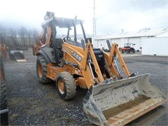 Loader Backhoe For Sale 2014 Case 580N , 90 HP