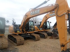 Excavator-Track For Sale 2016 Case CX210D , 160 HP