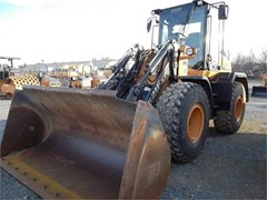 Wheel Loader For Sale 2015 Case 521F XT , 131 HP
