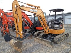 Excavator-Mini For Sale 2016 Case CX36B