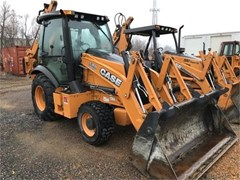 Loader Backhoe For Sale 2016 Case 580SN , 96 HP