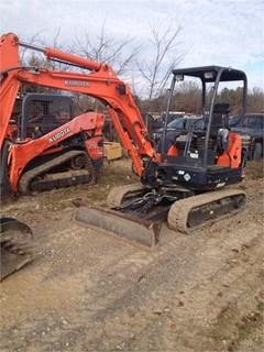 Excavator-Mini For Sale 2013 Kubota KX91-3