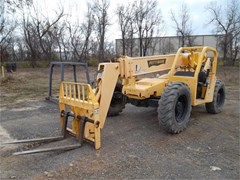 Telehandler For Sale 2007 Pettibone 8044 , 100 HP
