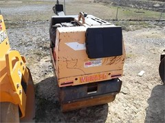 Compactor-Soil For Sale 2008 Stone WBR650 , 10 HP