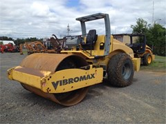 Compactor-Asphalt For Sale 2005 Vibromax VM116D , 150 HP