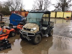 Utility Vehicle For Sale 2009 Kubota RTV500R-A